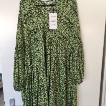 Grünes Dress