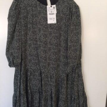 schwarz Bluse Zara